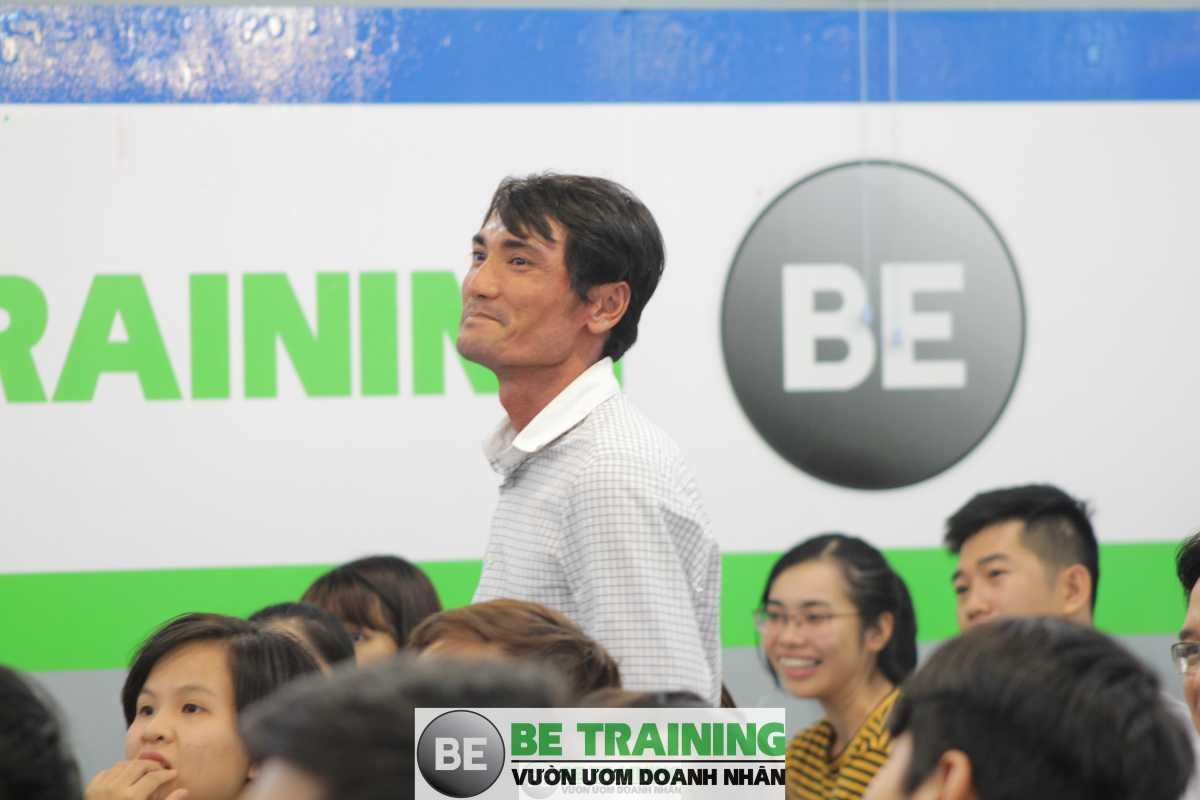 học khởi nghiệp, be training, nguyễn thái duy, khoa học thời đại