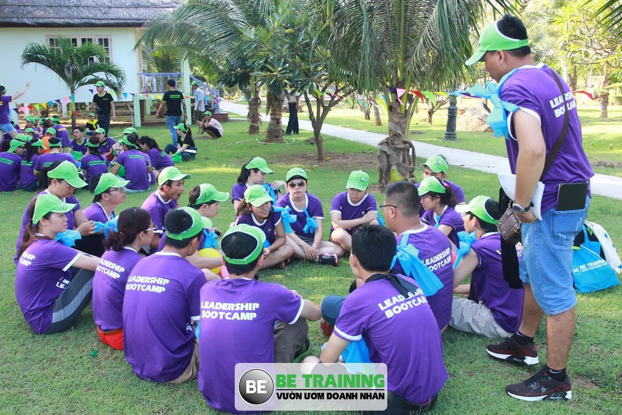 Khoá Học Leadership Bootcamp Của Thầy Nguyễn Thái Duy
