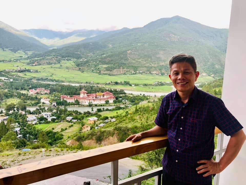 nguyen thai duy be training hoc kinh doanh phuot bhutan 2 1